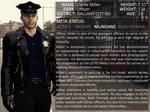 Officer Clarke Miller - Profile