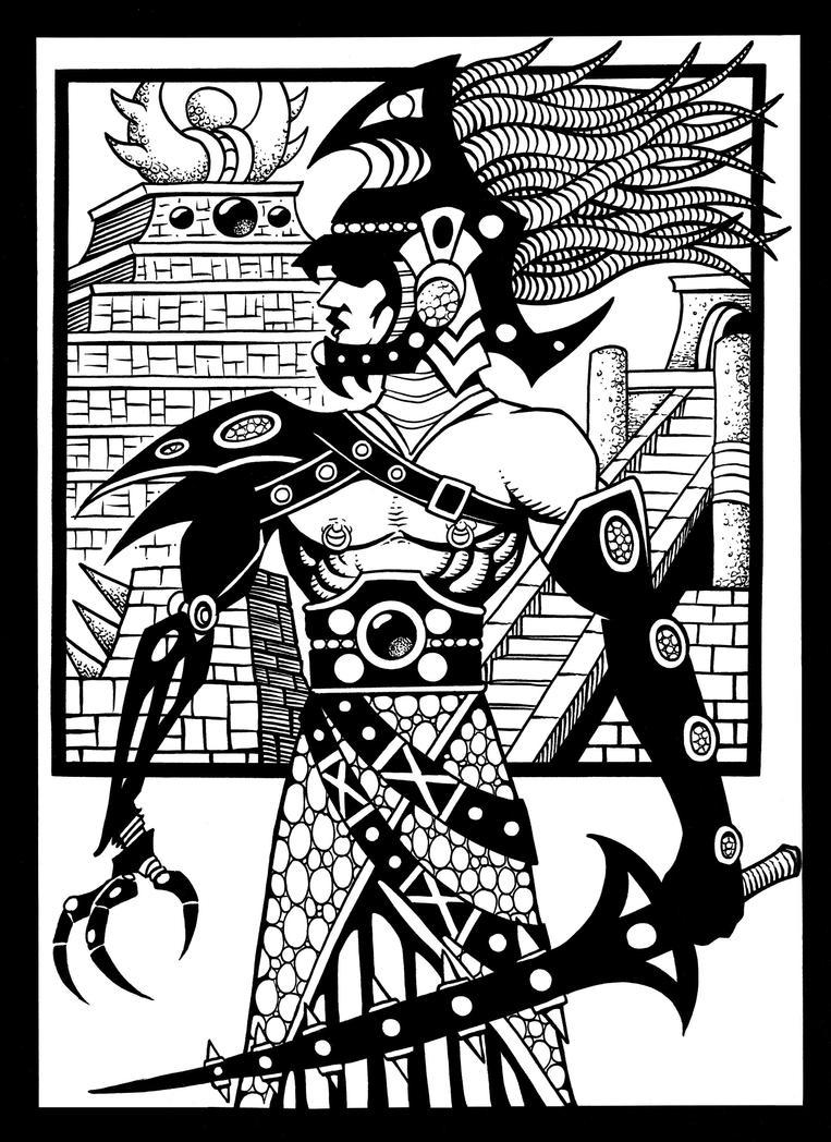 Aztec God Of War Huitzilopochtli | www.imgkid.com - The ...