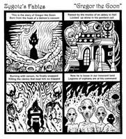 Gregor the Goon by Tillinghast23