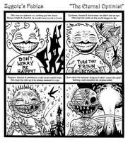 The Eternal Optimist by Tillinghast23