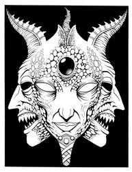 Dark God 1 by Tillinghast23