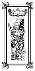 Queen of Swords by Tillinghast23