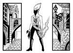 The Black Glove 2 by Tillinghast23