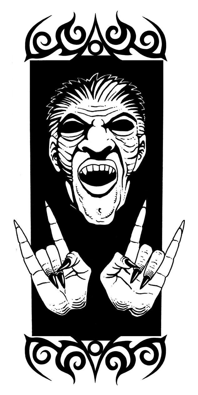 Count Rockula by Tillinghast23