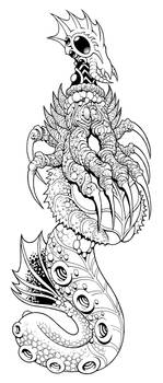 Exquisite Corpse 5: Tsangth