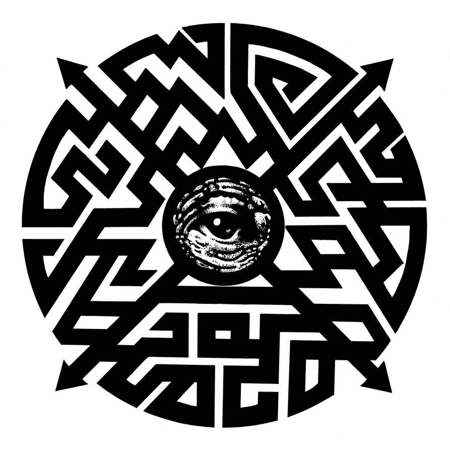 Inner labyrinth by Tillinghast23