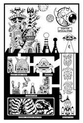 Hidden Lair- Doktor Apocalypse by Tillinghast23