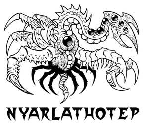 Nyarlathotep by Tillinghast23