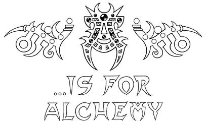 A is for Alchemy