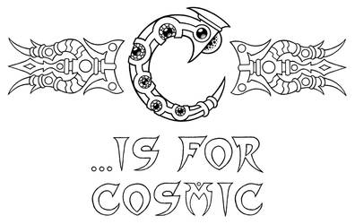 C is For Cosmic