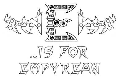 E is For Empyrean