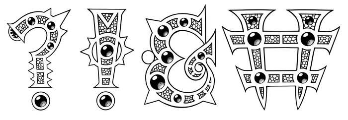 Supernal Symbols