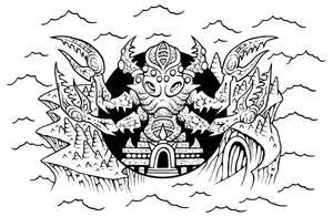 The Vile Isles 3. The Temple of Basatan