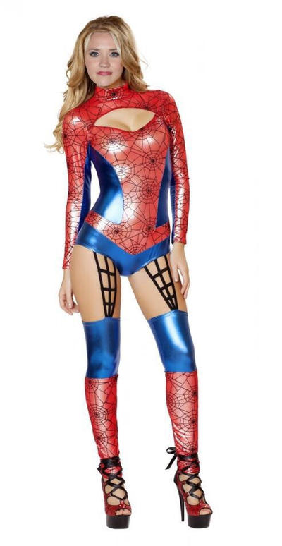 Emily Osment As Sexy Spider Woman By Jackdanials2 On Deviantart