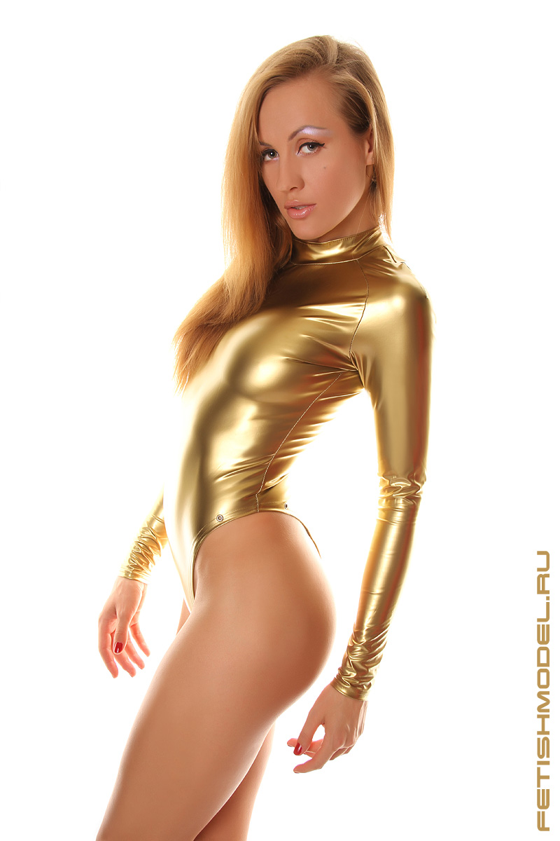 Golden Body 2 by agnadeviphotographer