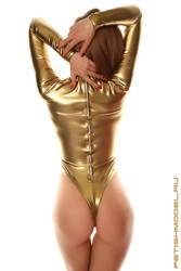 Golden Body 6 by agnadeviphotographer