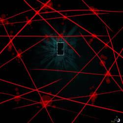 laserRoom: Corridor of Coherent Candescence