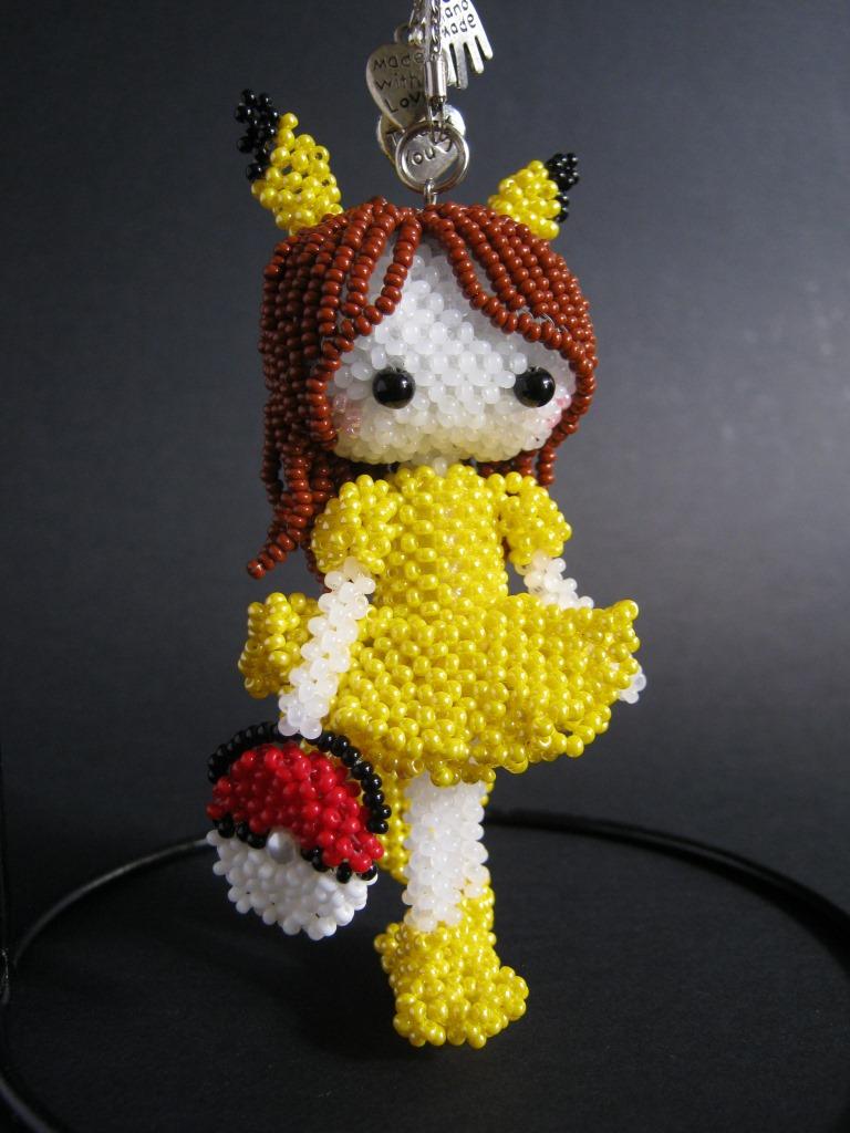 Pokemon Pikachu Amigurumi Doll Playset Pattern PDF Instant | Etsy | 1024x768