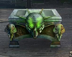 Chest Undead Warrior by Epimitreus