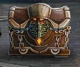 Chest of Adept 2 Inkvisitor by Epimitreus