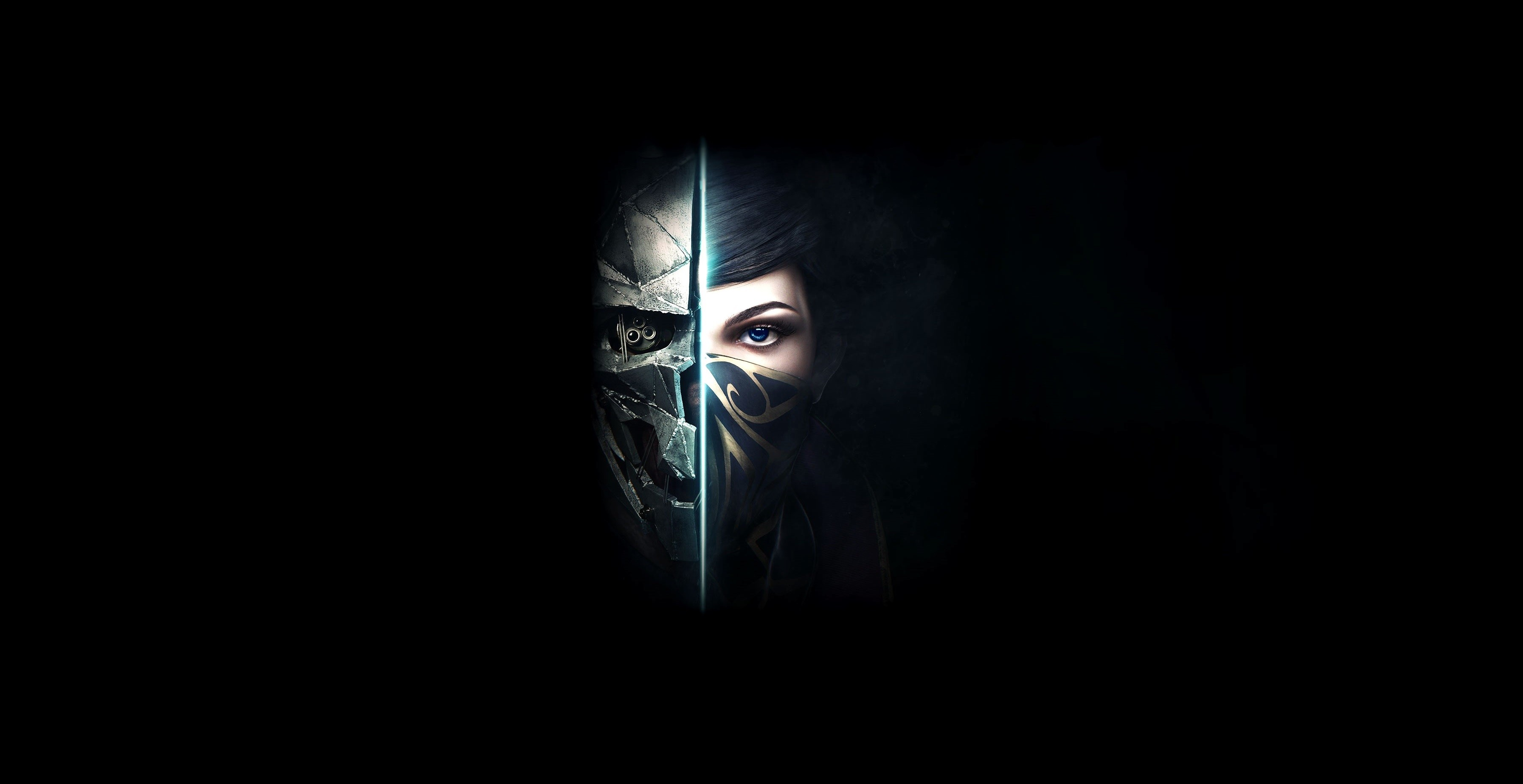 Dishonored 2 Dual Wallpaper By Crowdlegend On Deviantart