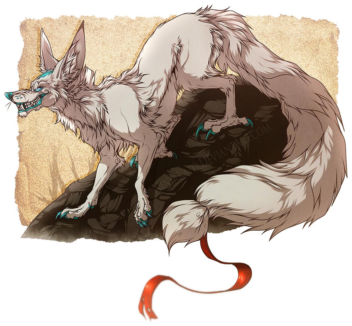 Grypwolf! by NinjaKato