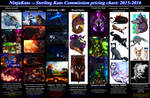 Commission price chart: (OUTDATED!)