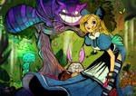 Alice -the riddle of the hatter