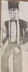 Fairy Tail OCs: 25 Inmates. # 1: Crash by TitanXecutor