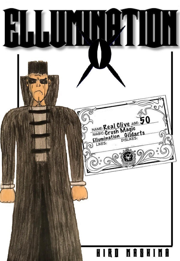 Fairy Tail OCs: Ellumination. Master Real Clive by TitanXecutor