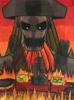 One Piece OCs: Dreadlock. Vision of the Dread Arc