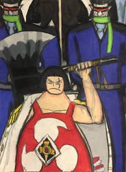 One Piece: Sentomarus mission by TitanXecutor