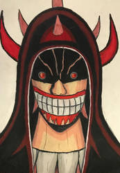One Piece OCs: Monesculas Xecstasy pissed