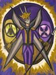 Miraculous Ladybug OCs: Loviamoth Transformation by TitanXecutor
