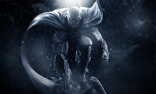 Bat on stage by IVDOE