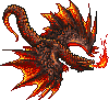 Hellfire Wyvern :M: for DC by JereduLevenin