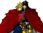 Strifentine, Kingdom Hearts edition by JereduLevenin
