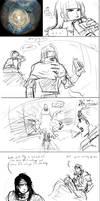 Crossover: Gunsmoke in Gaia storyboards 01