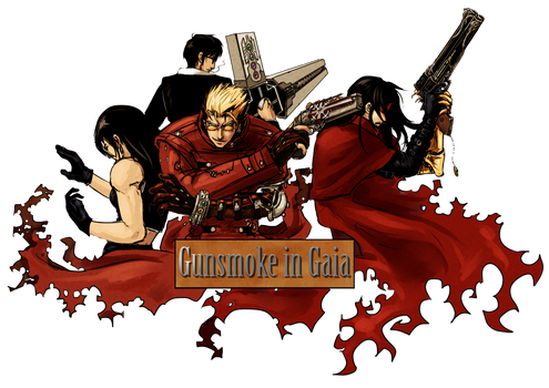 Gunsmoke in Gaia