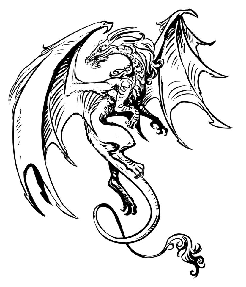 Birthday Dragon For Adreean By JereduLevenin On DeviantArt