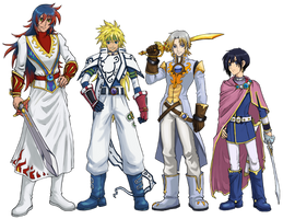 Crossover: Tales of Destiny x Tales of Zestiria