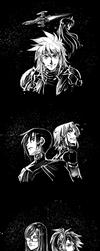 Destiny Star Emblems by JereduLevenin
