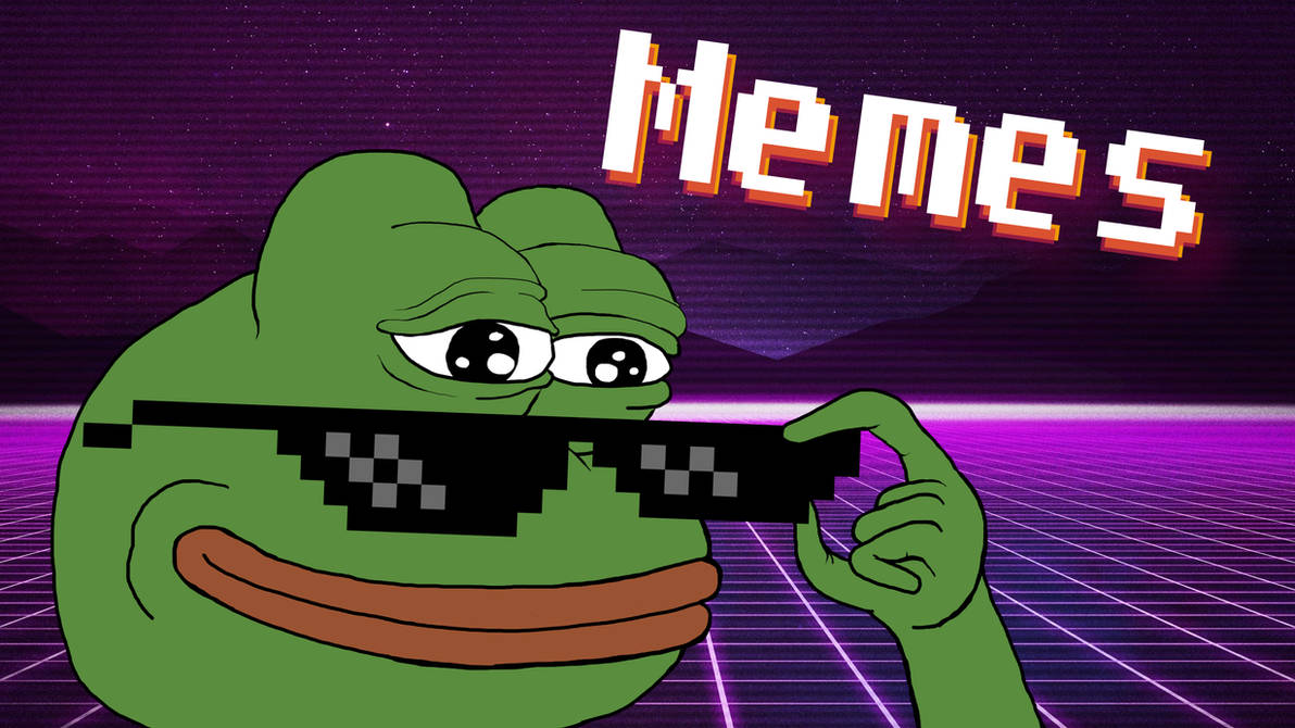 Pepe 80's Meme Wallpaper by FnordlikeCrane ...