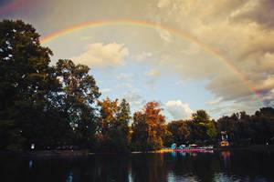 Rainbow in the Park by Cvet04ek