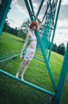 The Fifth Element Leeloo Dallas cosplay