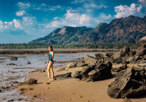 Ao Nang. Thailand