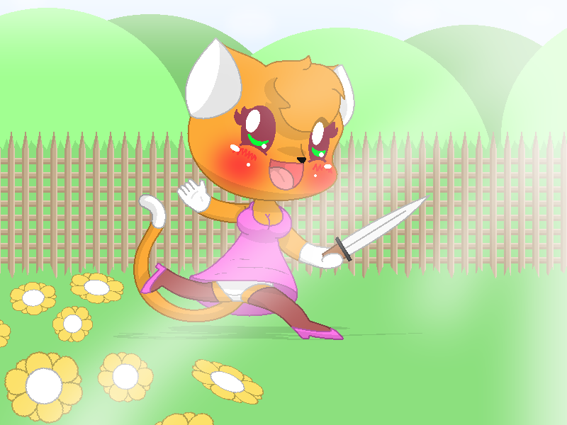 *Remake* | Lollipop goes to an adventure~! | by SquishySofty
