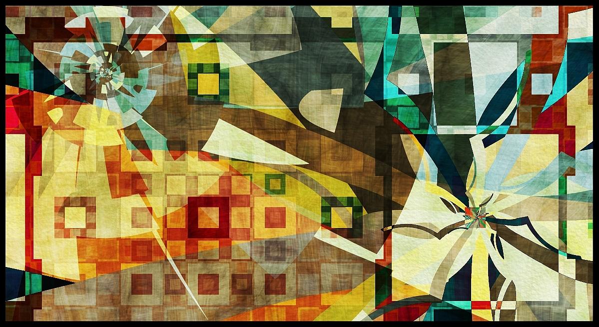 Mediterranean Squares by Wsandid
