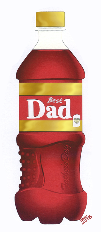 Father's Day Card by zarry
