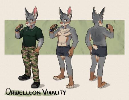 Orwelleon Vivacity Ref Sheet